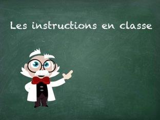 Les Instructions by Classics Davison