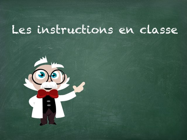 Les Instructions by Classics Davison