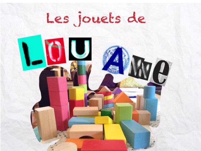 Les Jouets De Lou Anne by Ni Digicrea