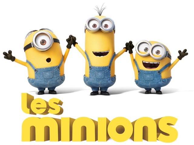Les Minions  by Charlotte Challet