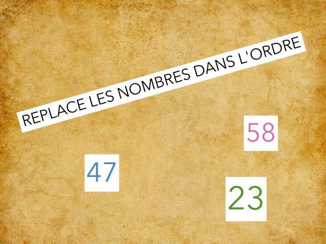 Les Nombres by Florence Marique