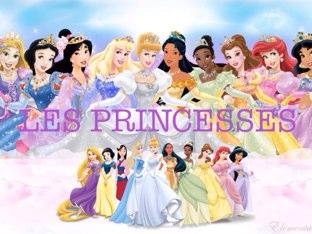 Les Princesses by Exbrayaute Sophee
