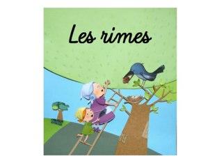 Les Rimes by Seve Haudebourg