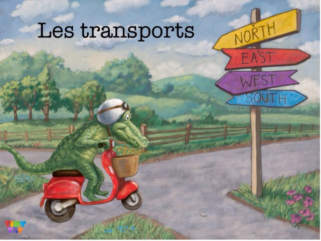Les Transports by Classics Davison