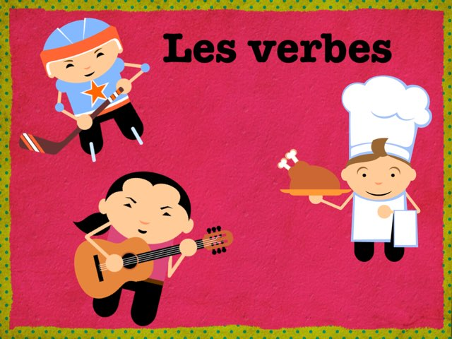Les Verbes by Classics Davison