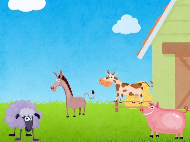 Les animaux de la ferme by Stéphanie Paquette