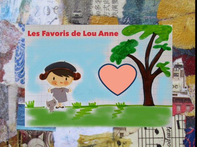 Les favoris de Lou Anne by Ni Digicrea