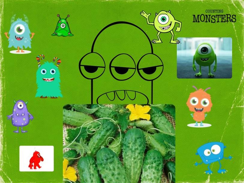 Les monstres ont faim 1 (le son de la lettre c) by nadeirdre Benmbarek