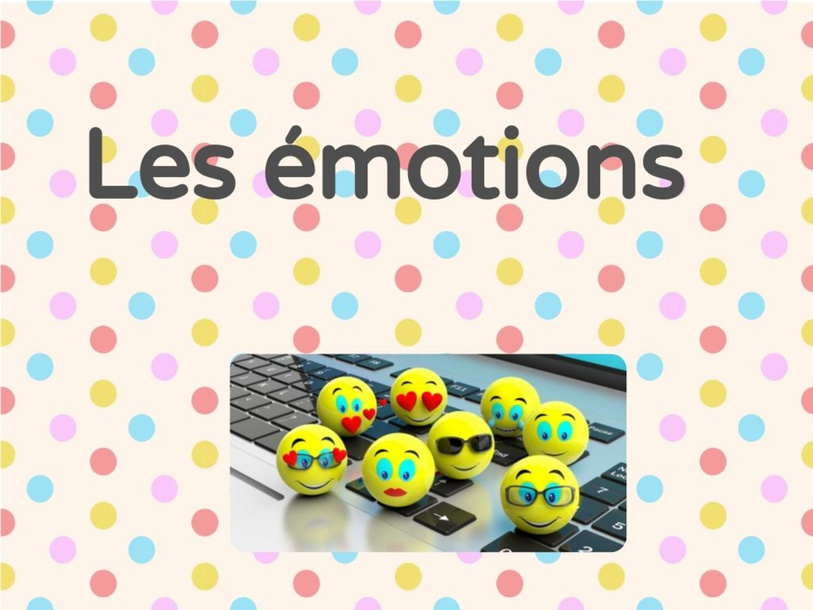 Les émotions by Valérie Molle