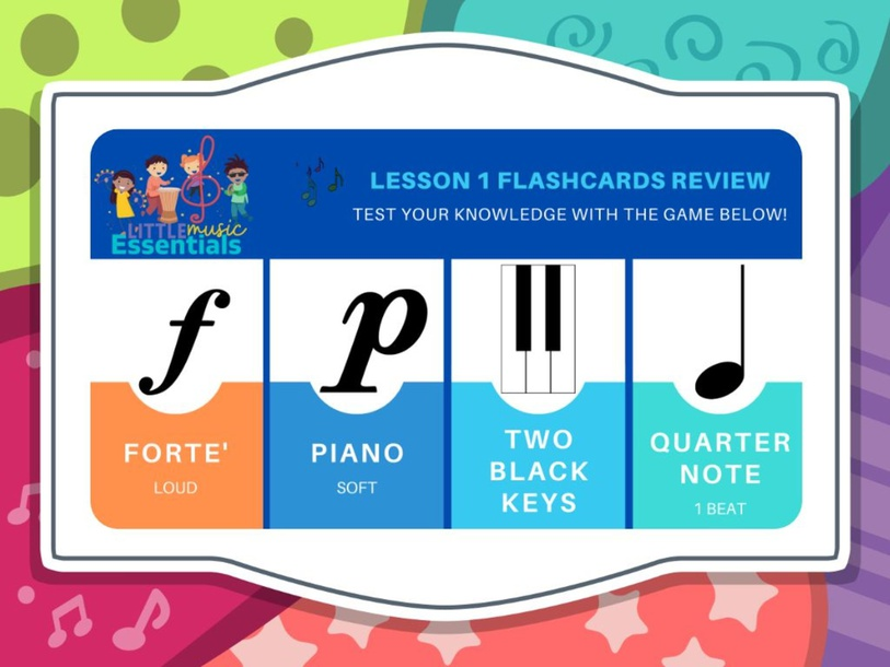 Lesson 1-2 Flashcards Review by Tembi Gray