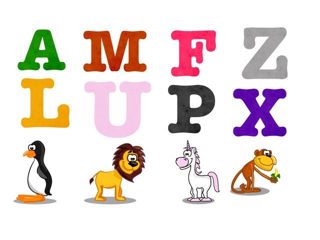 Letras Animales by Jorge Izquierdo