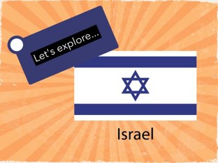 Let's Explore Israel by Amanda Gripka