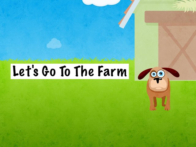 Let's Go To The Farm by A. DePasquale