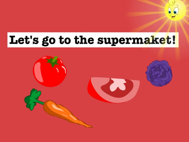 Let's Go To The Supermarket! by Irene Arroyo
