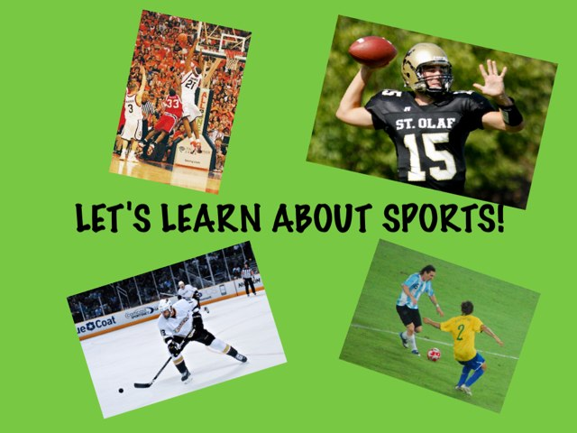 Let's Learn About Sports by Julie Gittoes-Henry