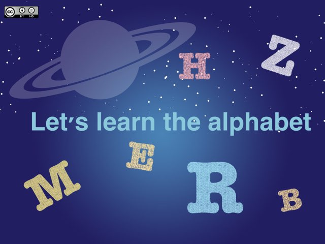 Let's Learn The Alphabet by Emma Painter