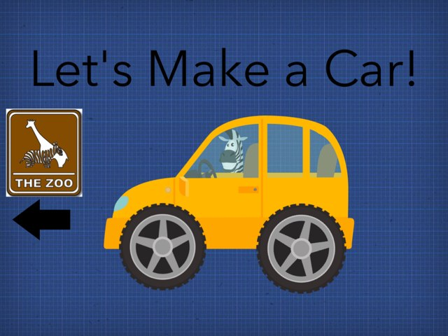 Let's Make A Car by Anna Ray