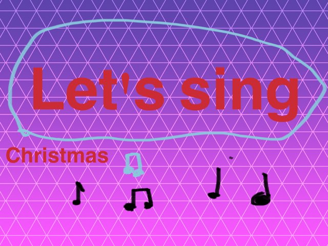 Let's Sing Christmas  by Jessie Foster
