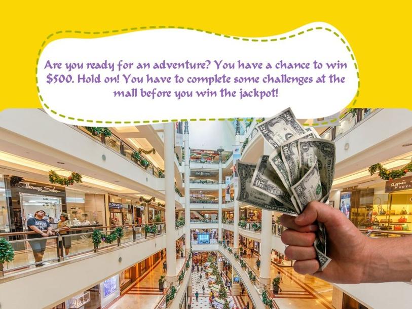 Let's go shopping!  by saira qamar
