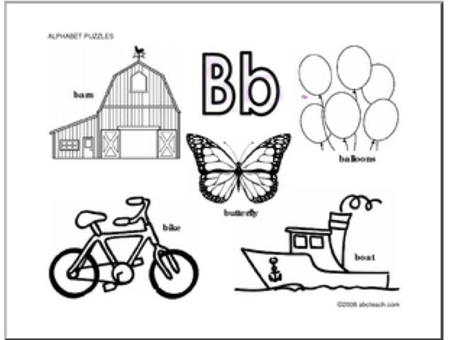 Letter B SHSDC Classroom by Evet Bresseas