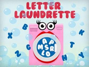 Letter Laundrette by Tiny Tap