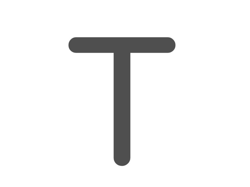 Letter T Gain by Thomson Kids