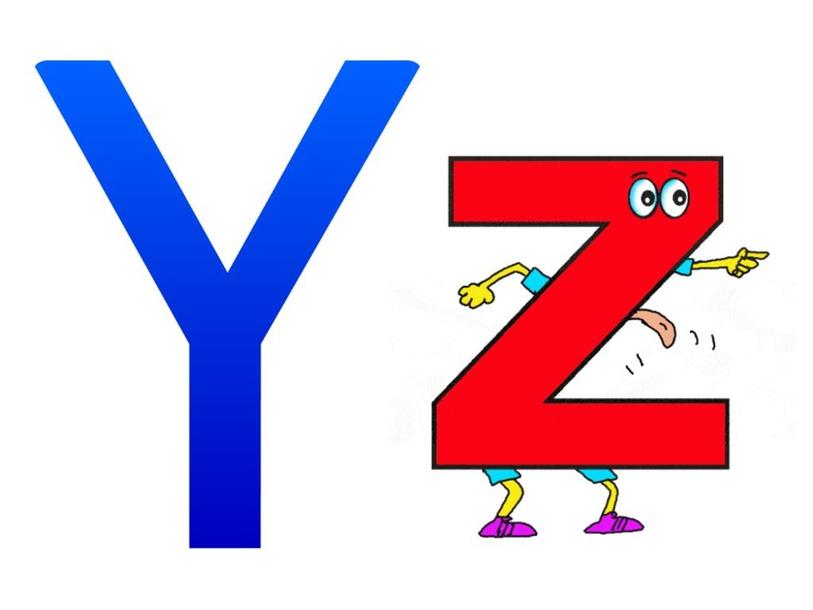Letter Y & Z by ChrisSylas KarysNaomi