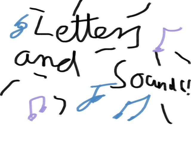 Letters And Sounds Class by Jas Brian