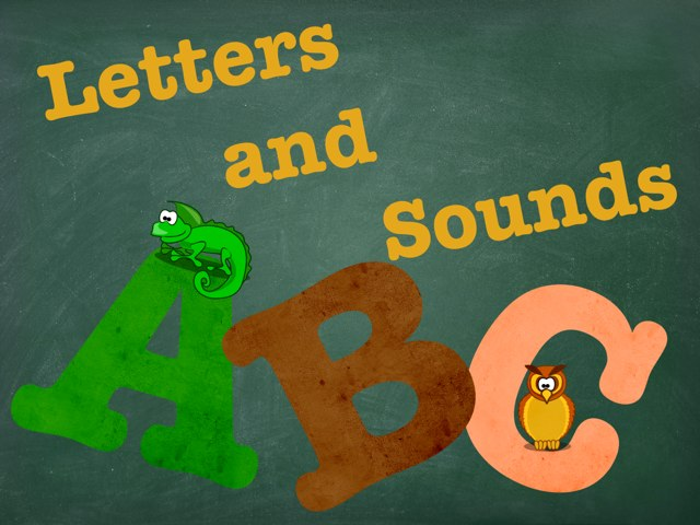 Letters and Sounds by Jennifer Wentworth