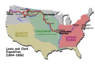 Lewis And Clark Trip by Brittney Throndson