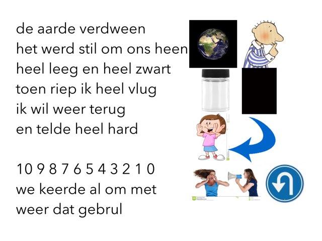 Lied Raket 2 by Miranda Dijkstra