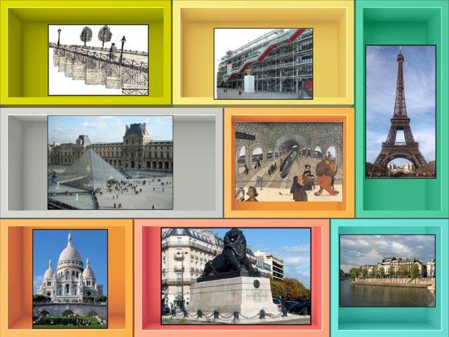 Lieux et Monuments by véronique Favre
