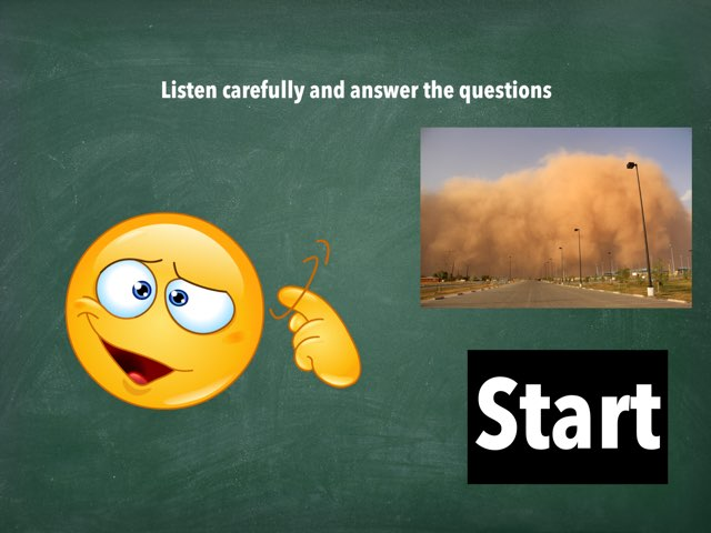 Listen And Answer The Questions by Safaa Mohamed