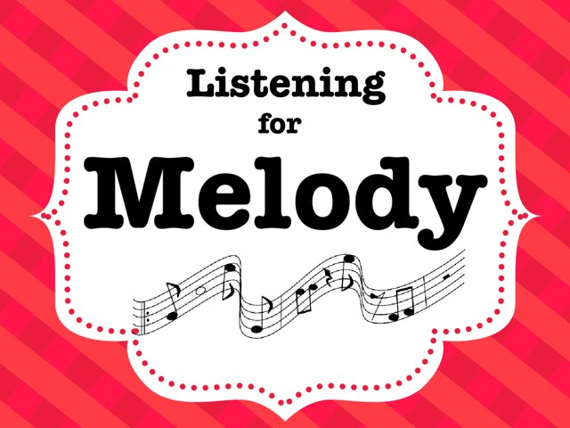 Listening For MELODY by A. DePasquale