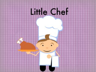 Little Chef by Tala Bayado