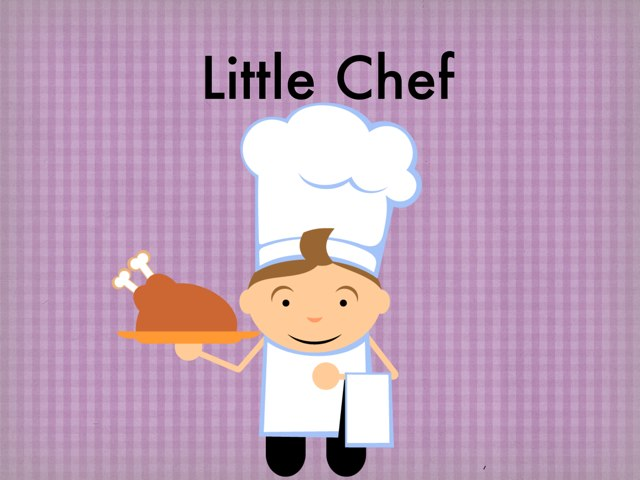 Little Chef by Tala Bayado