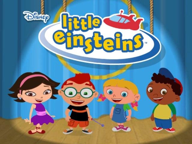 Little Einsteins by Kristin Meadows