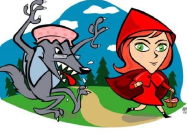 Little RedHoods Story by Lydia Heier