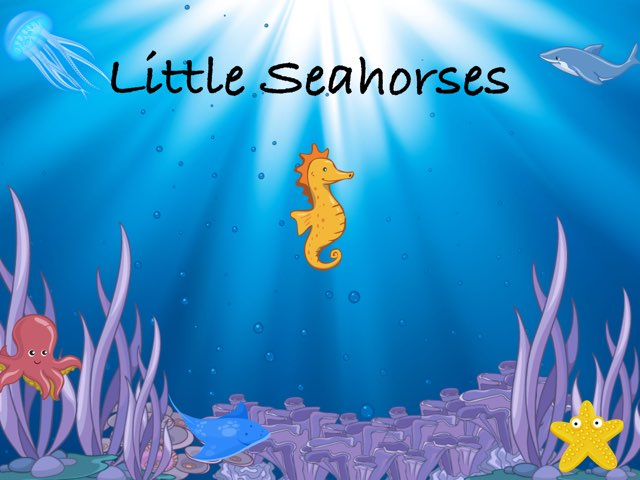 Little Seahorses by Ma wert