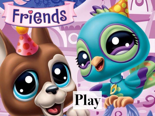 Littlest Pet Shop Party PT 1 by M3 taylor