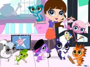 Littlest Pet Shop by Sandy Bandy_