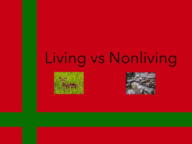 Living Vs Nonliving And Other Science Terms by Cami N Taylor Scott