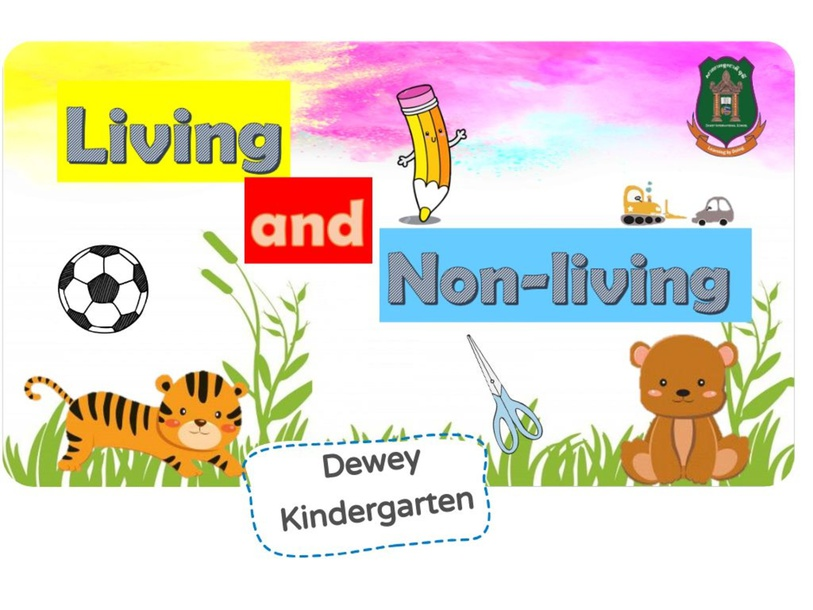 Living and Non-living by Rose Canonoy