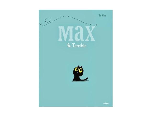 Livre audio Max le Terrible by Mélanie Cornet