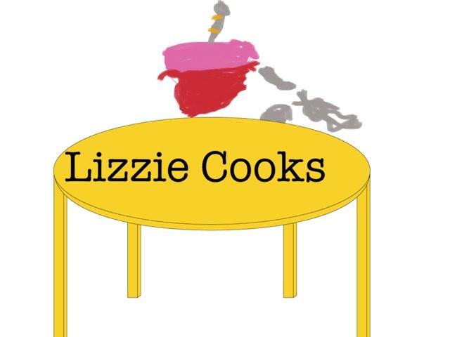 Lizzie Cooks by Jason Lie