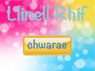 Llinell Rhif by Nia Tough