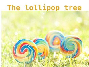 Lollipop Tree by Olayimka Olawaye Popoola Salami