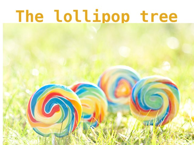 Lollipop Tree by Olayimka Olawaye Popoola Salami
