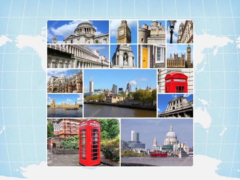 London Sights by Soliel Magana