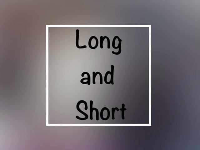 Long & Short by Karen Souter